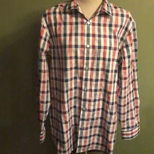 Men's Banana Republic Factory Dress Shirt